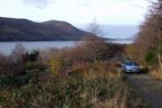 Loch Broom, from near Inverlael
