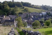 Bonsall - Village from Limestone Way