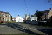 Treamlod/Ambleston village centre