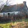 Abandoned croft near Knockfarrel