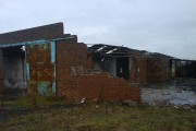 Former tyre remould factory off  Woodhall road