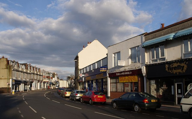 Torquay Road, Preston