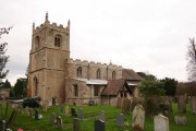 St.Edmund's church, Walesby