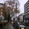 Russell Road, London W14 from Junction with Kensington High Street, London W14