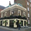 Princess Victoria Public House, Junction of Earl's Court Road and Pater Street, London W8