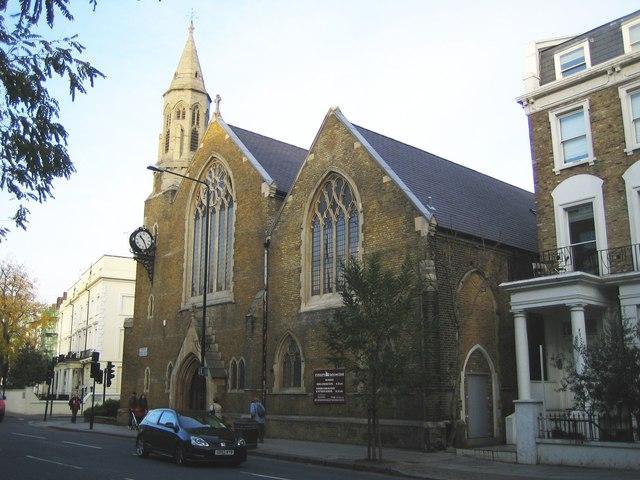 Earl's Court: St Philip's Church
