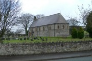 St Paul's Parish Church, Rhosesmor