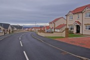 Housing in Castleton Village