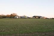 Farm buildings of Woodfalls Farm