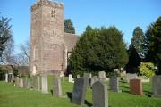 St Mary's Church, Marshfield