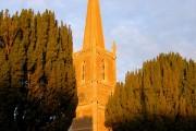 St Michael the Archangel church Winterborne