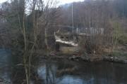Hillsborough - missing bridge at Livesey Street