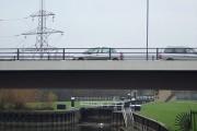 Bridge over the Don Navigation at Aldwarke