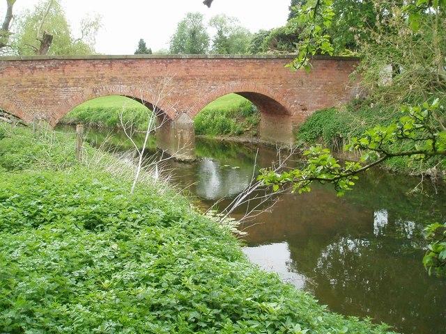 Bridge over River Wreake