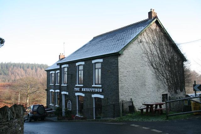 The Brynffynon Pub, Llanwonno
