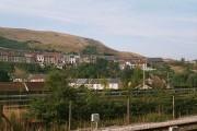 Trehafod - from railway station