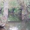 Footbridge over the river Wreake