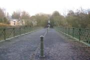 Former railway bridge, Halton