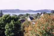 Arisaig from the railway