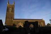 Parkham church