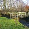 Footbridge near Bunkhole