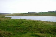 Kirkhouse Loch, Lunnasting.