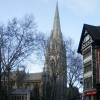St Marys Abbots Church, Kensington