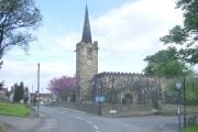 St. Mary's Church, Worsbrough Village
