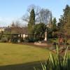 Winter sun in Rodney Gardens