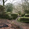 Meavy: incline winding house