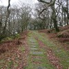 Meavy: inclined plane