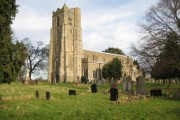 Hatfield Broad Oak: The Church of St Mary the Virgin