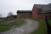 Poynton Manor farm buildings