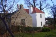 The Old Schoolmaster's House, Bolton, East Lothian.
