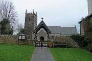 St Michael's church, Horwood