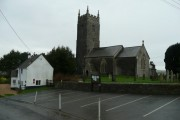 St. Mary Magdelene's church, Huntshaw