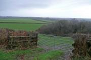 Wet west Devon