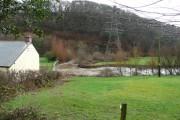 River Yeo near Edge Mill