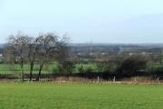 Staffordshire Farmland north-west of Shareshill
