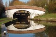 Bridge and Black Jack's Lock, Harefield