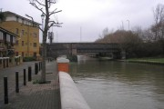 Eastway Bridge, Hackney Cut Navigation