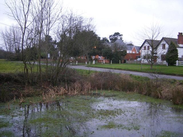 Farleigh Common, Old Farleigh Road