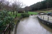 The Huntshaw River