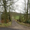 Bridleway to Wharncliffe Edge from Woodhead Road