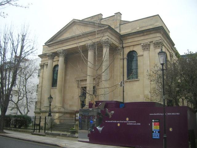 United Reformed Church, Allen Street, London W8