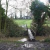 The Footbridge, and Path to Ivy Lane
