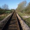 Railway line, Chapelton