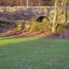 Wall Beside Roadway Through  Leysmill, Angus