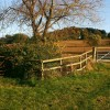 Field Gates near Abbotswood Farm, Brockworth
