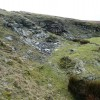 Disused quarry on Cefn Coch